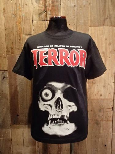 画像1: TERROR T-SHIRT (1)