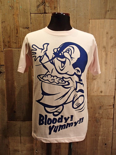 画像1: BLOODY YUMMY T-SHIRT (L.PK) (1)