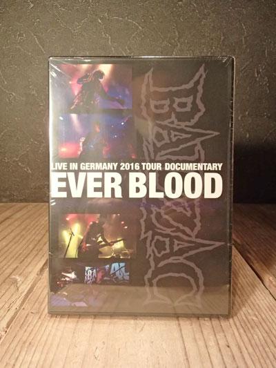 画像1: EVER BLOOD -通常盤/通常ジャケット- (DVD) (1)