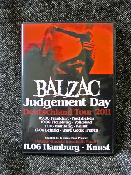 画像1: Judgement Day Deutschland Tour 2011 (DVD) (1)