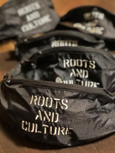 画像1: Roots and Culture Active Pouch (1)