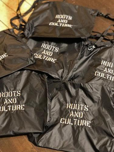 画像1: Roots and Culture Nylon 2Way Sacoche (1)