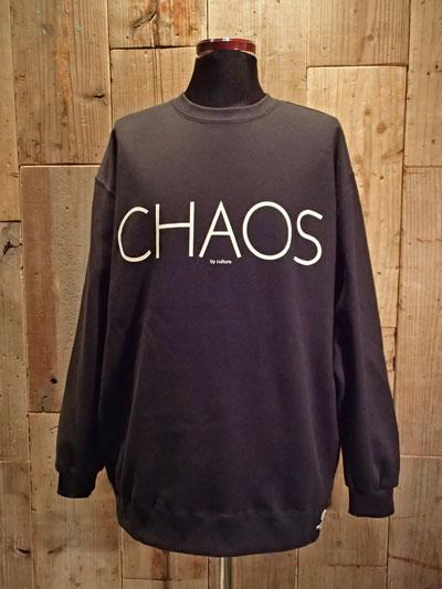 画像1: Chaos Big Sweat (BLACK) (1)