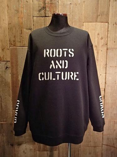 画像1: Roots and Culture Sweat (1)