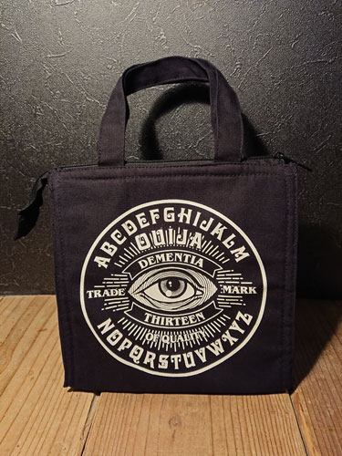 画像1: D-13 OUIJA COOLER TOTE BAG (1)