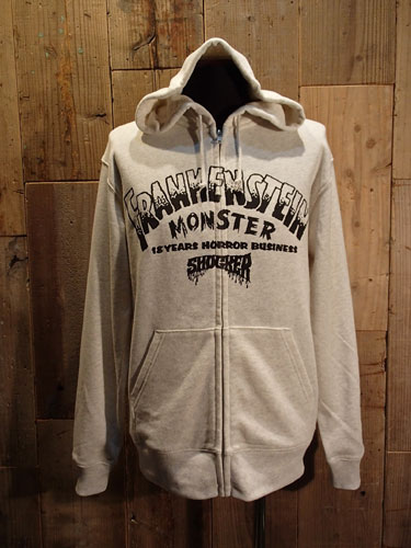 画像1: SHOCKER 18TH ANNIVERSARY ZIP PARKA (1)